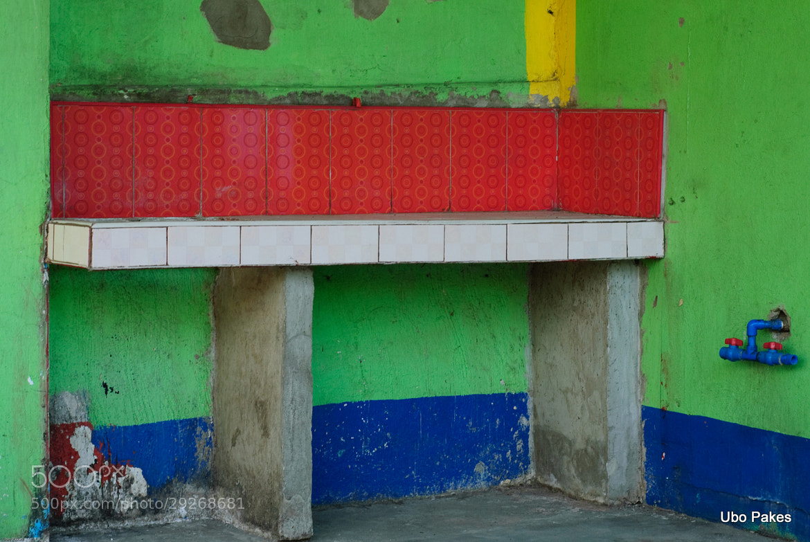 Photograph colorful house by Ubo Pakes on 500px