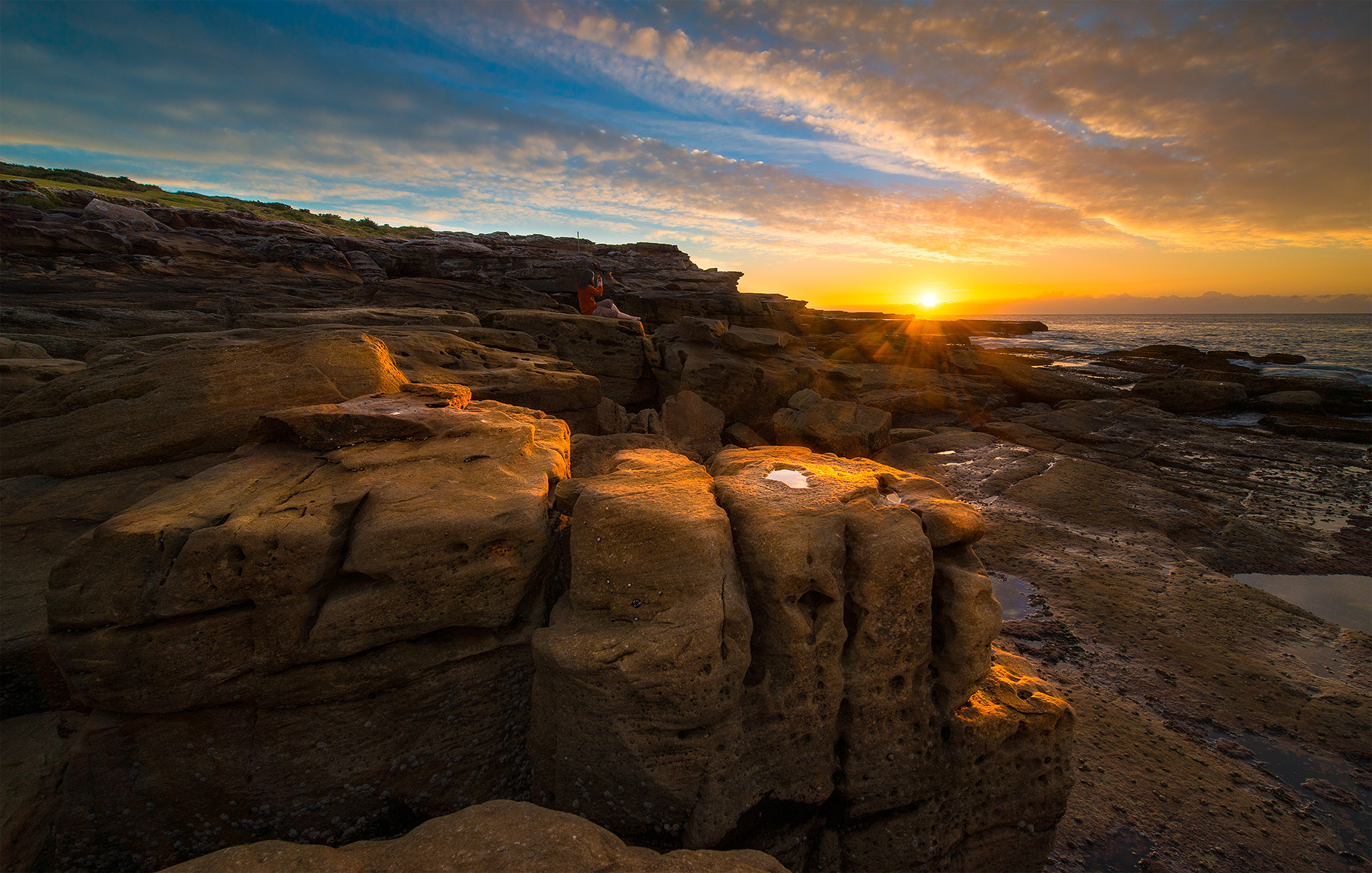 Photograph The Rocks by SKYDANCER ! on 500px