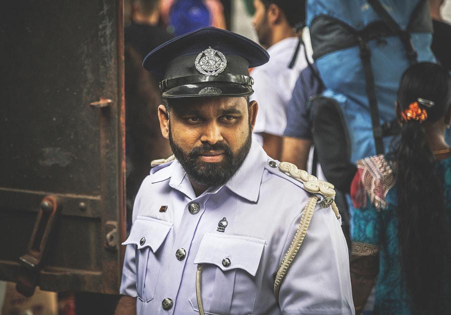 Station Master, Ella, Sri Lanka by Son of the Morning Light on 500px.com