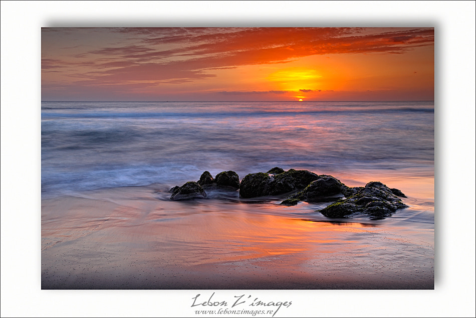 Photograph Pic du Diable sunset by Fabrice LEBON on 500px