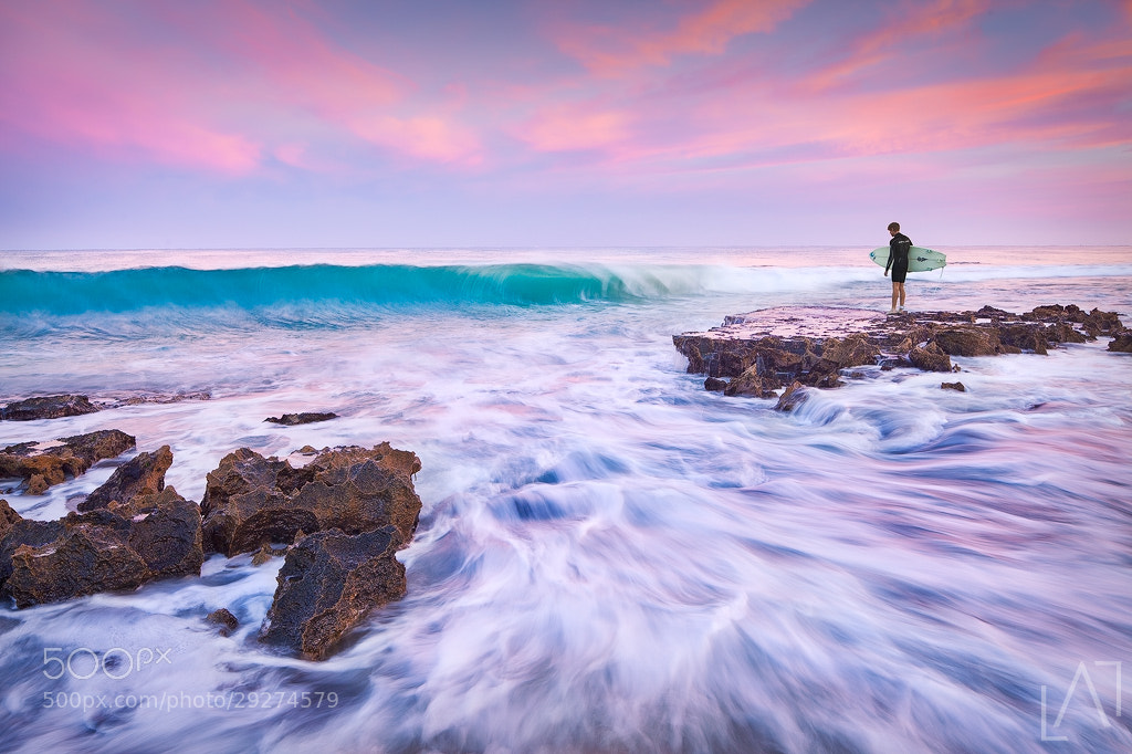 Photograph Soul Surfer by Luke Austin on 500px