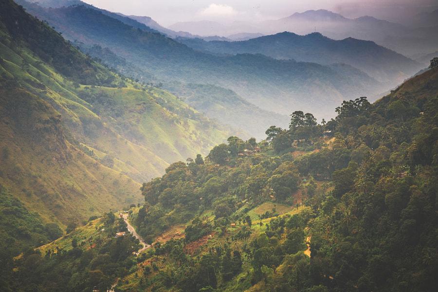 The Ella Gap, Sri Lanka #4 by Son of the Morning Light on 500px.com