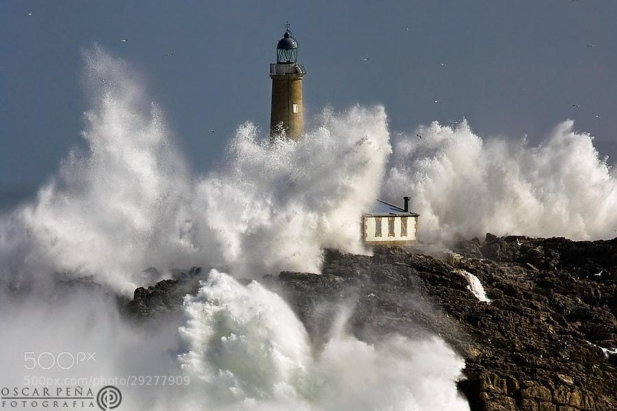 Photograph - The lighthouse II - by Oscar  Peña on 500px