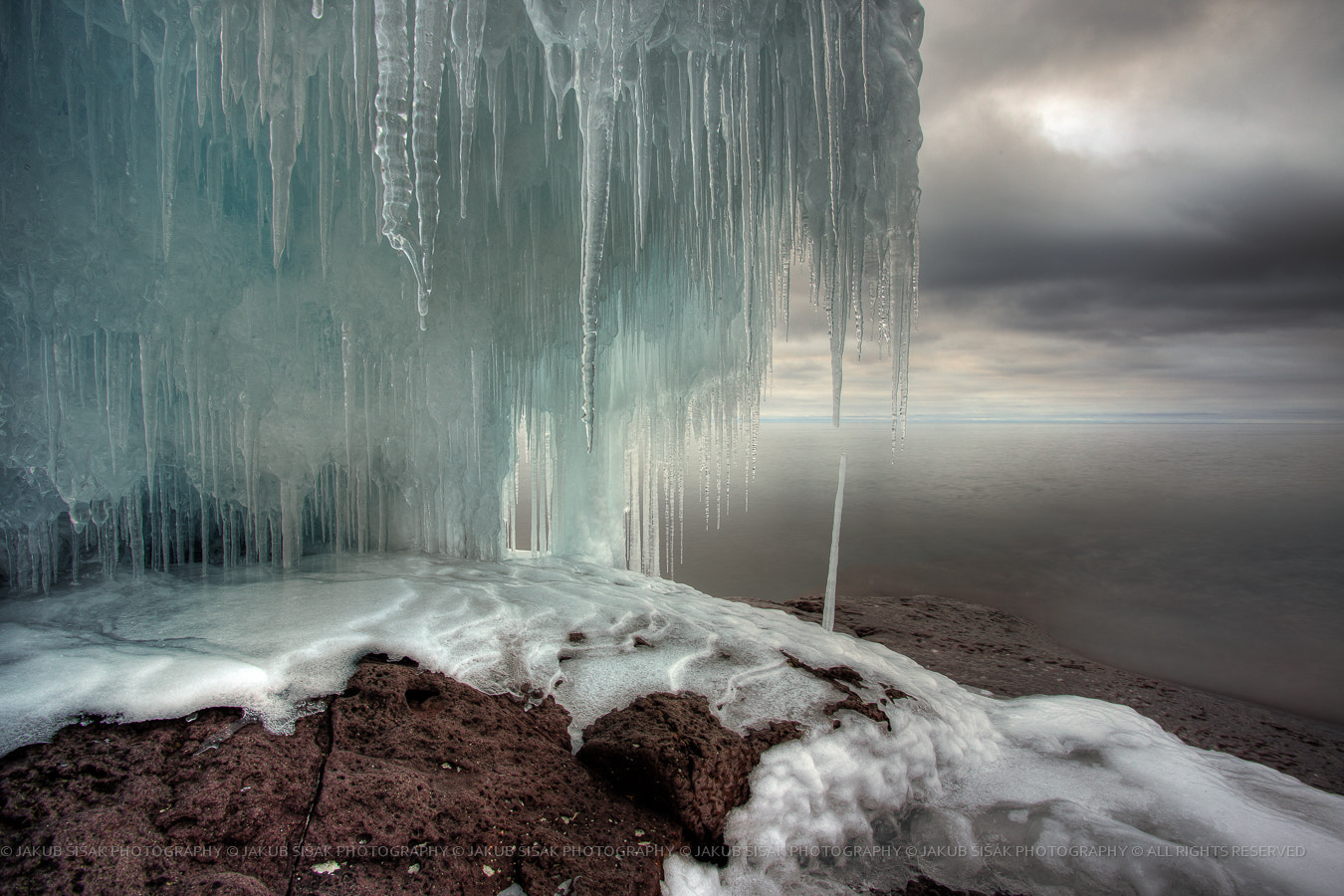 Photograph Tofte Ice Formations III by Jakub Sisak on 500px