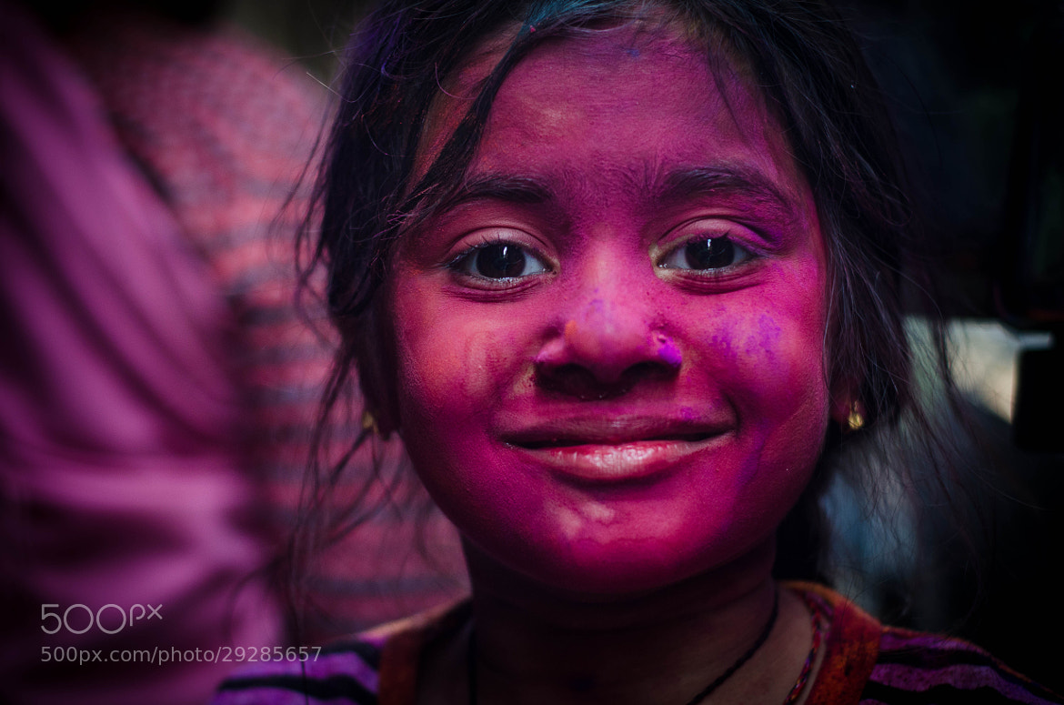 Photograph A colorful child by Ayush Bajracharya on 500px