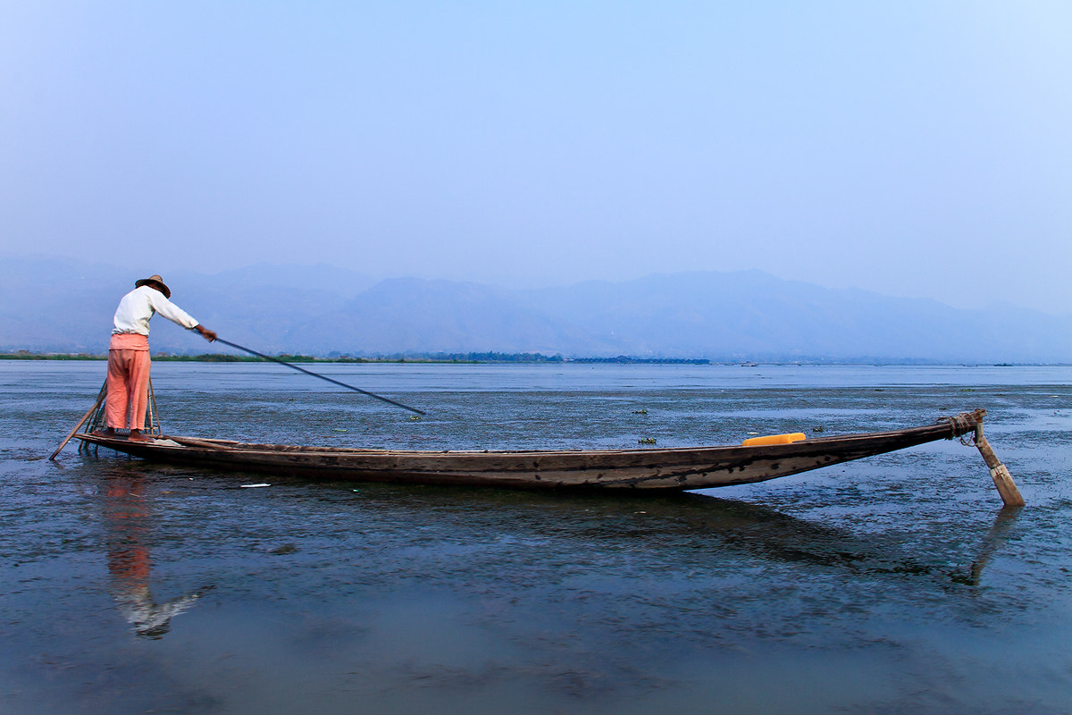 Photograph Inle lake, Shan state, Myanmar by ทิวทิวา ภูตะวัน on 500px