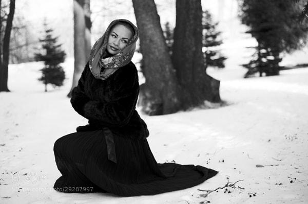 Photograph Jana by Viktoria Panik on 500px