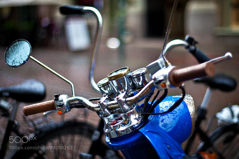 Photograph scooter by Andrey Sherstiuk on 500px