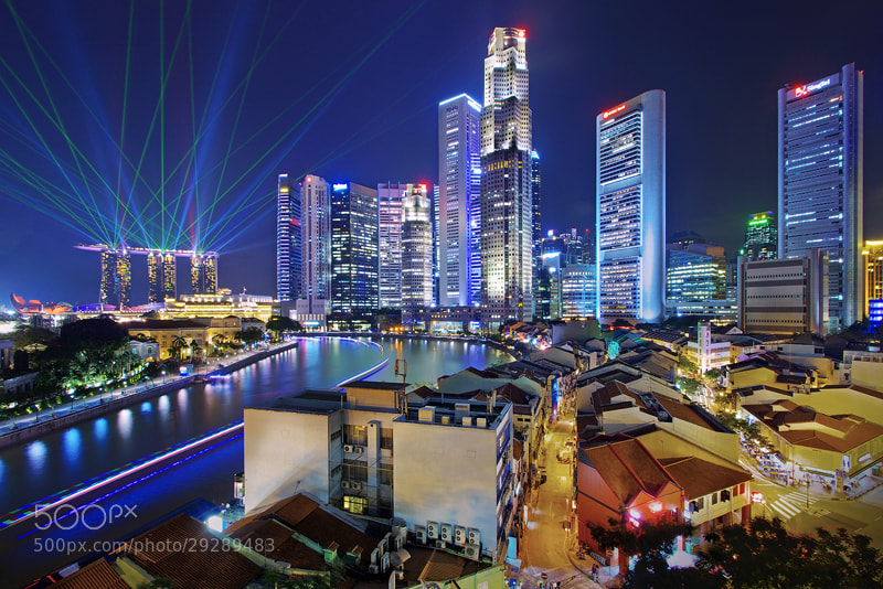 Photograph Citadel of Light by WK Cheoh on 500px