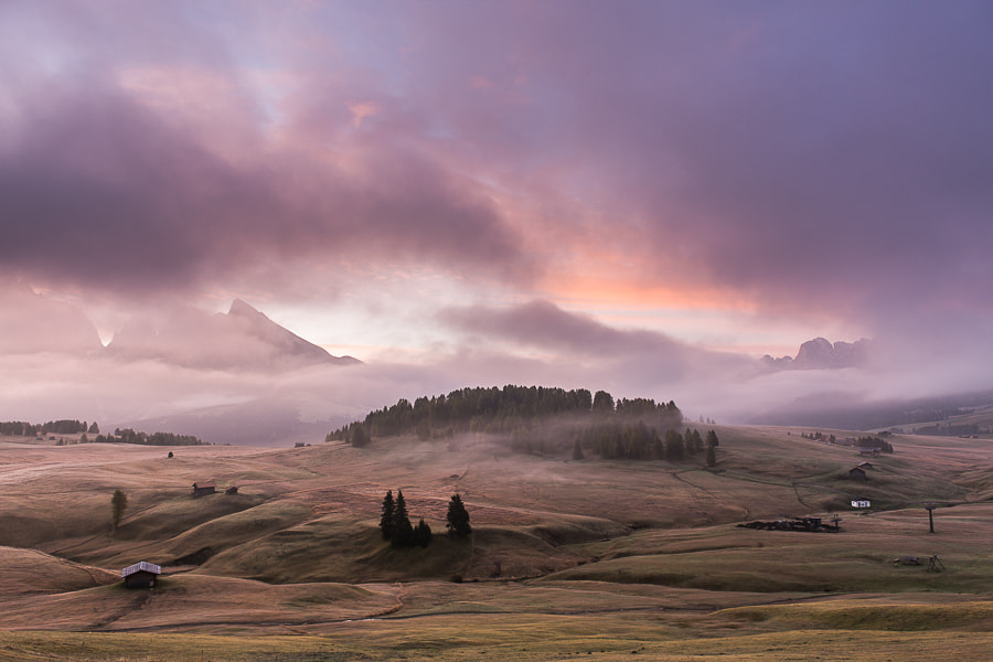 Photograph Crazy colorful morning by Hans Kruse on 500px