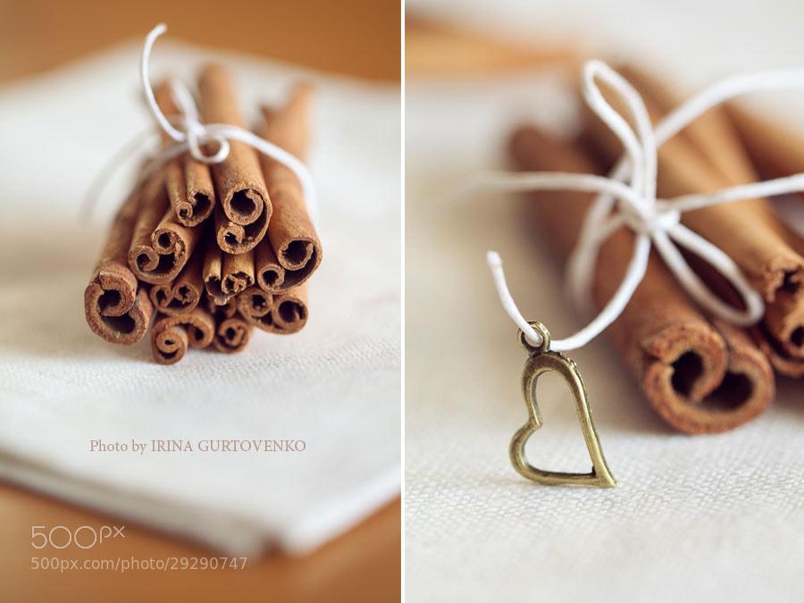 Photograph With the taste of cinnamon by Irina Gurtovenko on 500px