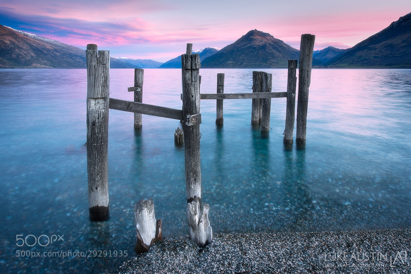 Photograph Lake Wakatipu - Queenstown, New Zealand by Luke Austin on 500px