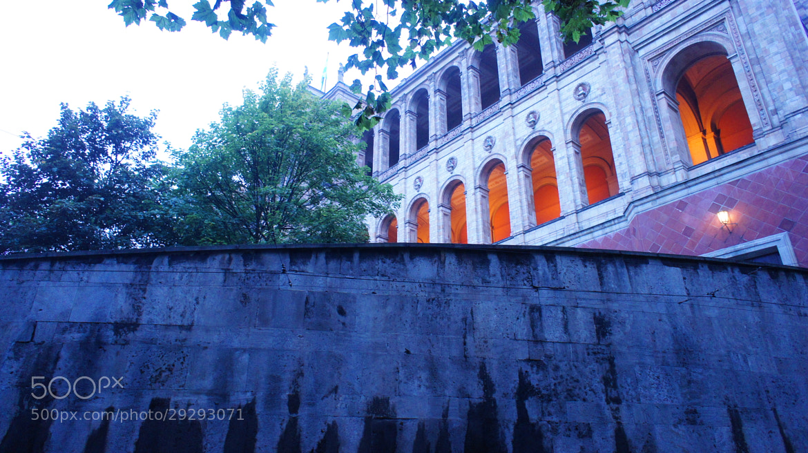 Photograph Maximilianeum by Walter Kirchner on 500px
