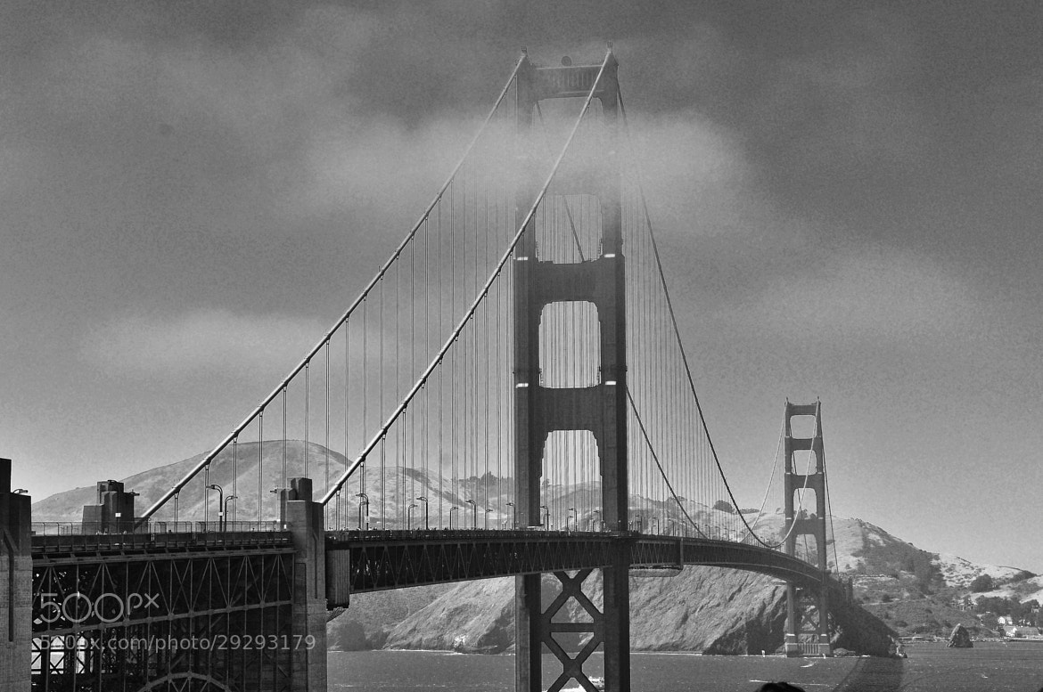 Photograph Golden gate Bridge, SA, USA by Venki S on 500px