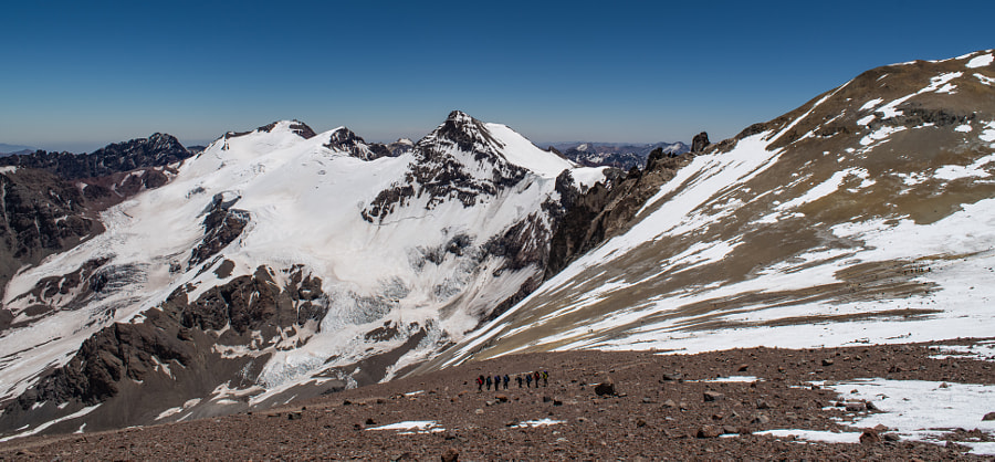 Upper Camps Aconcagua by Matt MacDonald on 500px.com