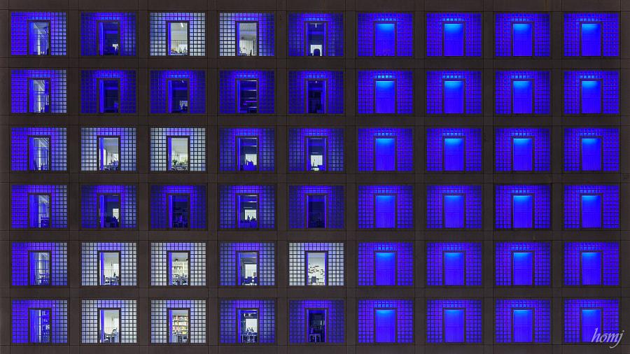 """windows at night"" by Jürg Homberger on 500px.com"