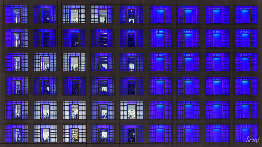 """windows at night"" by Jürg Homberger on 500px.com"