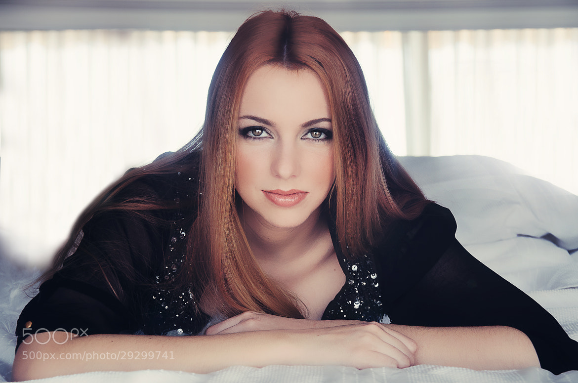 Photograph Irene by May Be on 500px