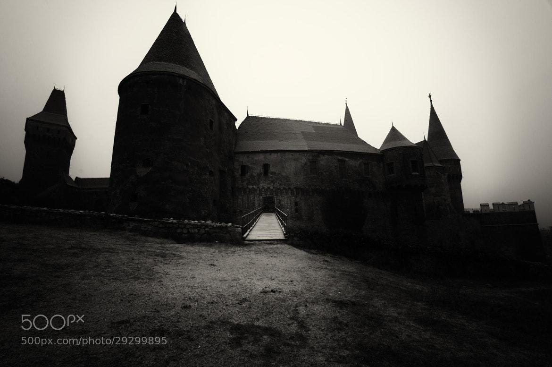 Photograph Corvin Castle by Julien Oncete on 500px
