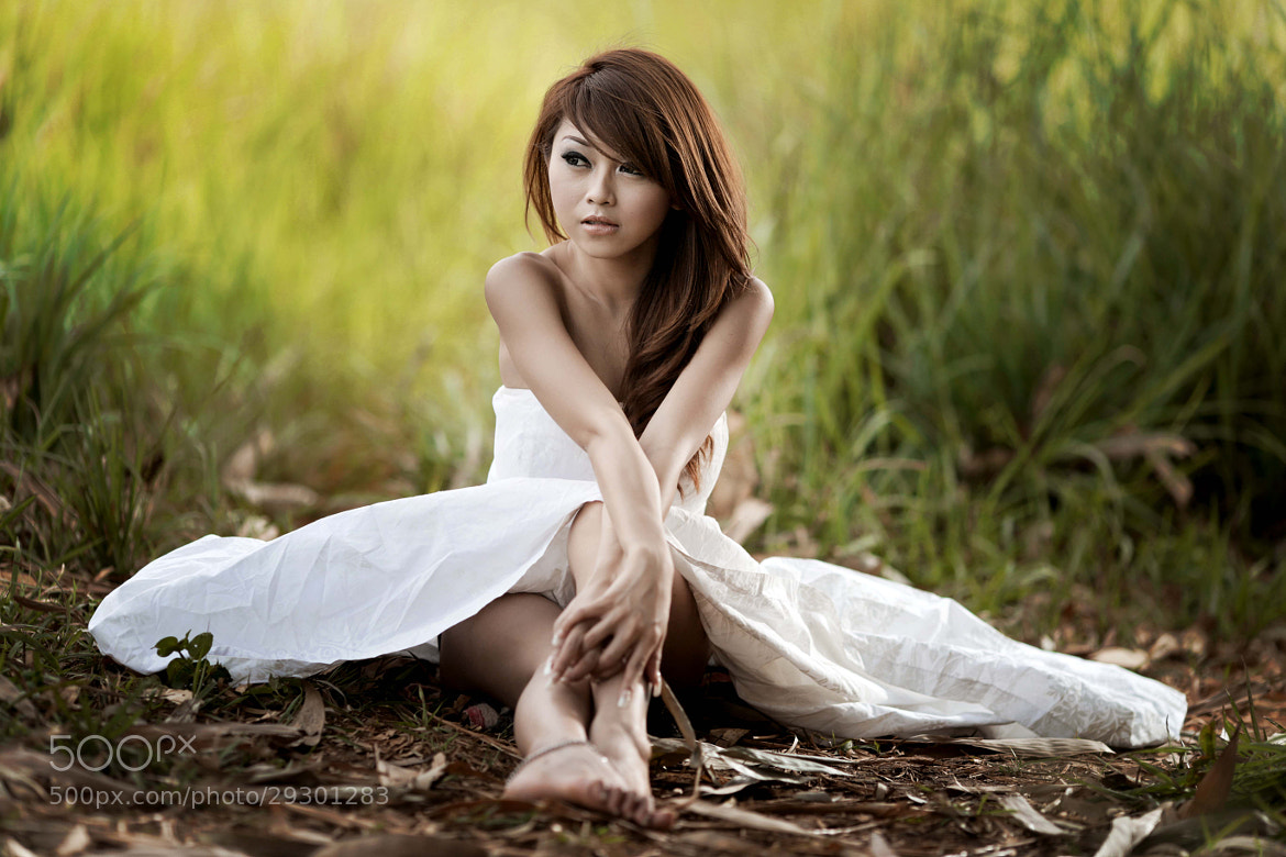 Photograph Naomi by Ivan Lee on 500px