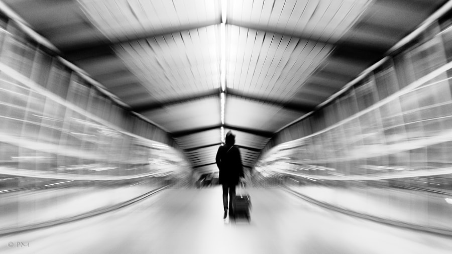 fast woman by Peter Mayer on 500px.com