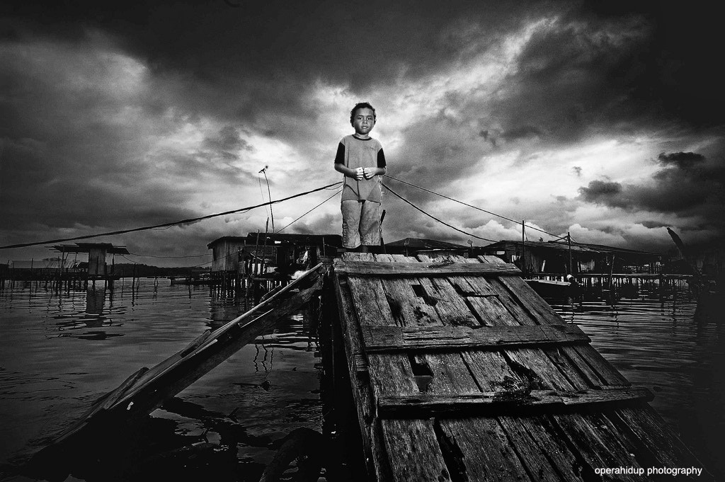 Photograph SELETAR KIDS by OPERAHIDUP PHOTOGRAPHY on 500px