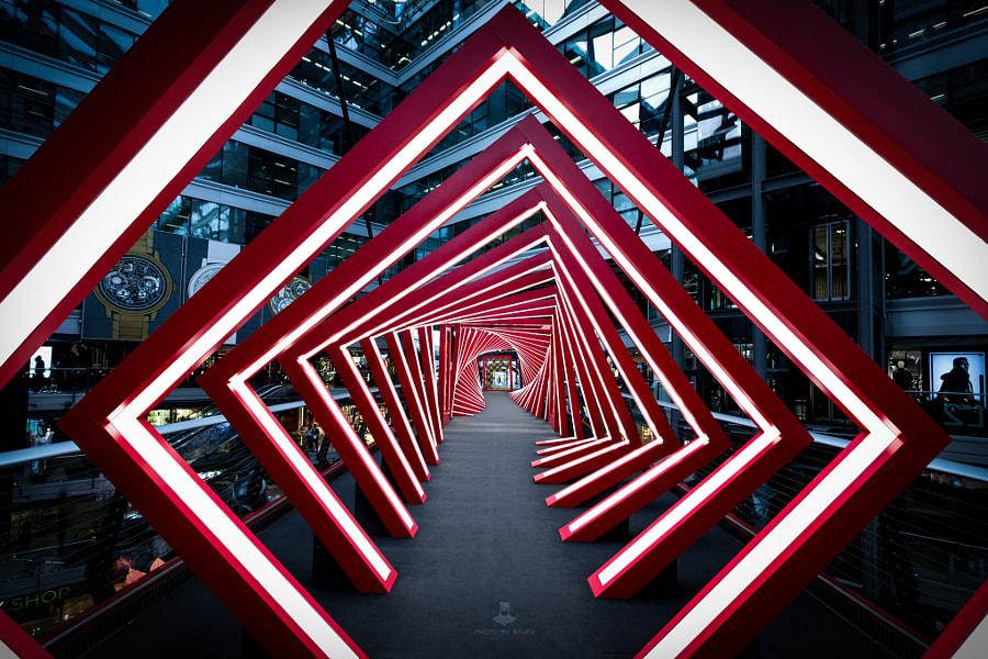 光影隧道 by 边福侠 on 500px.com