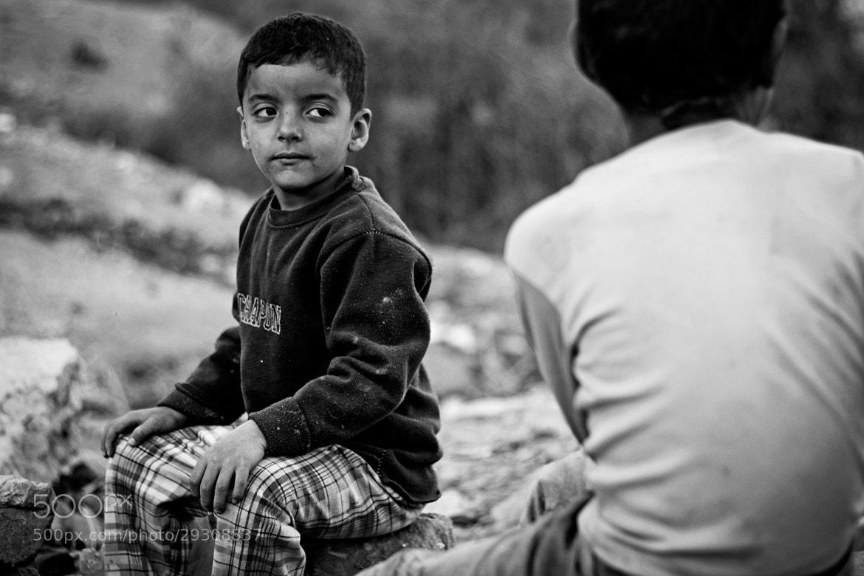Photograph Look at me, trust me by Haytham El-Gebaly on 500px