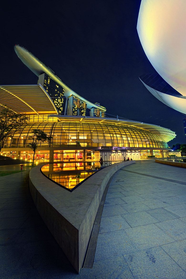 Photograph Singapore - Marina Bay Sands by toonman blchin on 500px
