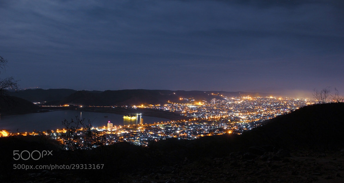 Photograph Nahargarh City Scape by Yashovardhan Sodhani on 500px