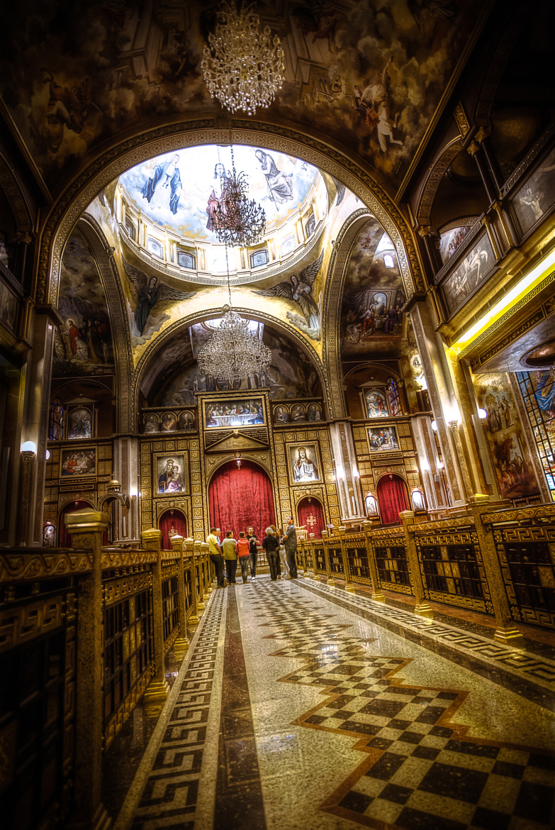 Photograph Coptic Orthodox Church by Lukas Larsed on 500px