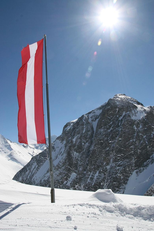 Photograph Austrian Alp by Mark van der Sluis on 500px