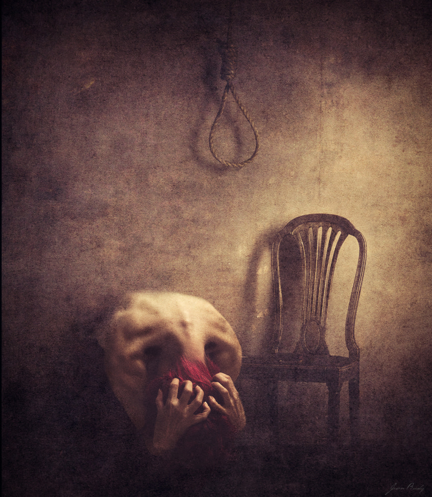 Photograph Suicidal Insanity by Jason Busby on 500px