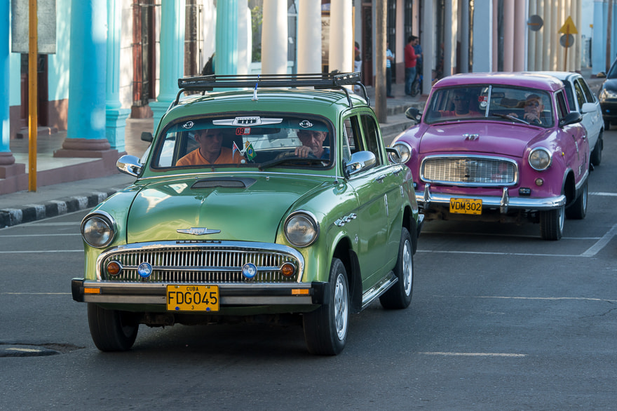 Photograph Cuban cars by Damir Dragosevic on 500px