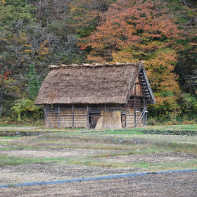 A Japanese old house