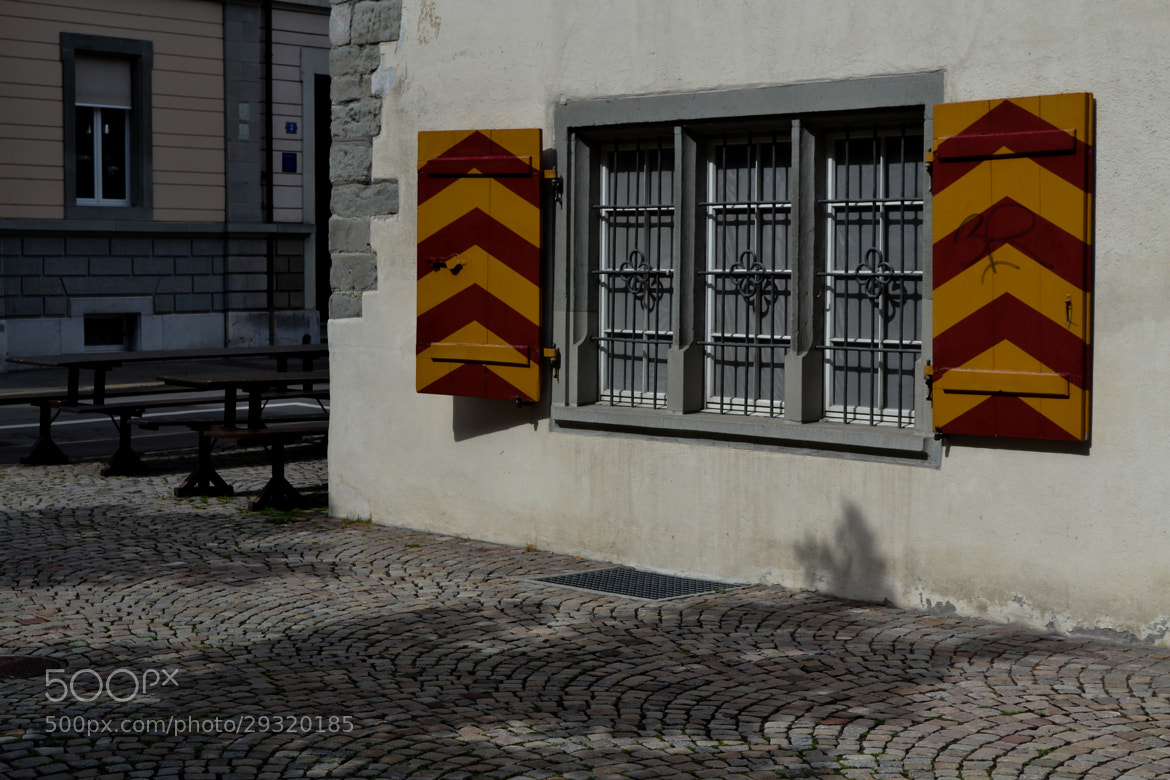 Photograph Stripes and Bars by Luca Granato on 500px