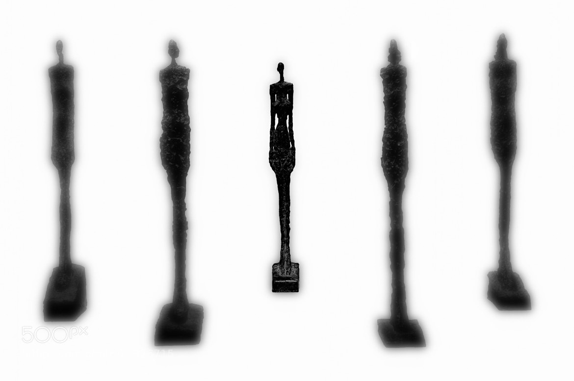 Photograph Giacometti by Martijn Akse on 500px