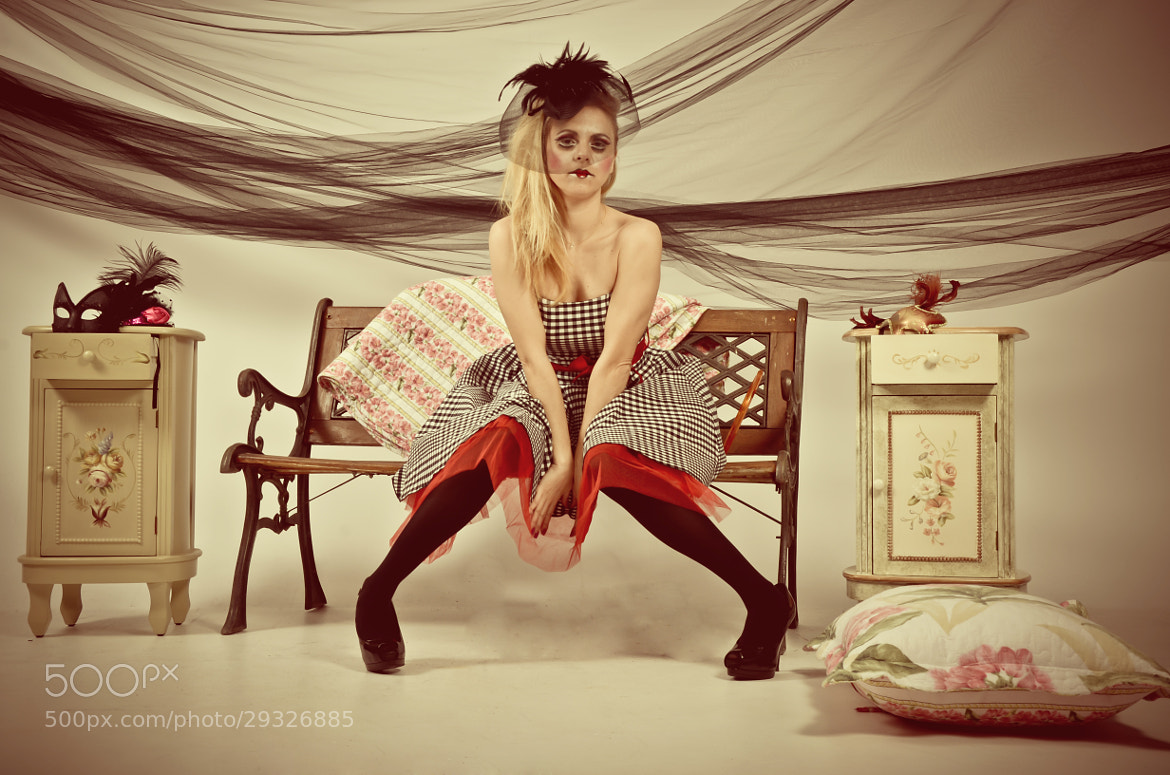 Photograph The Doll 2 by Bella - Design on 500px