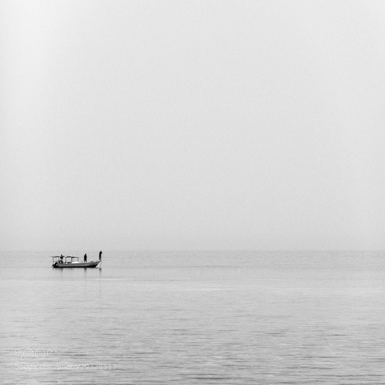 Photograph fishing by Jonas Börnicke on 500px