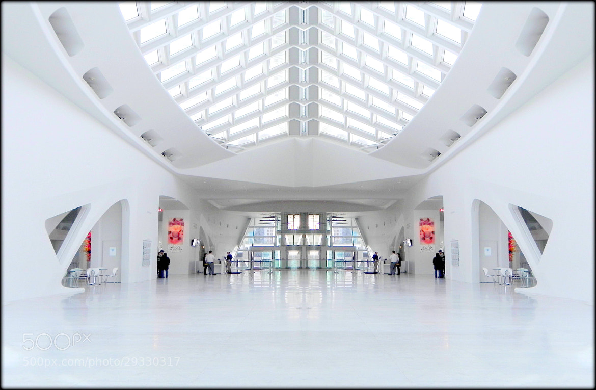Photograph MAM Milwaukee Art Museum by D Marie  on 500px