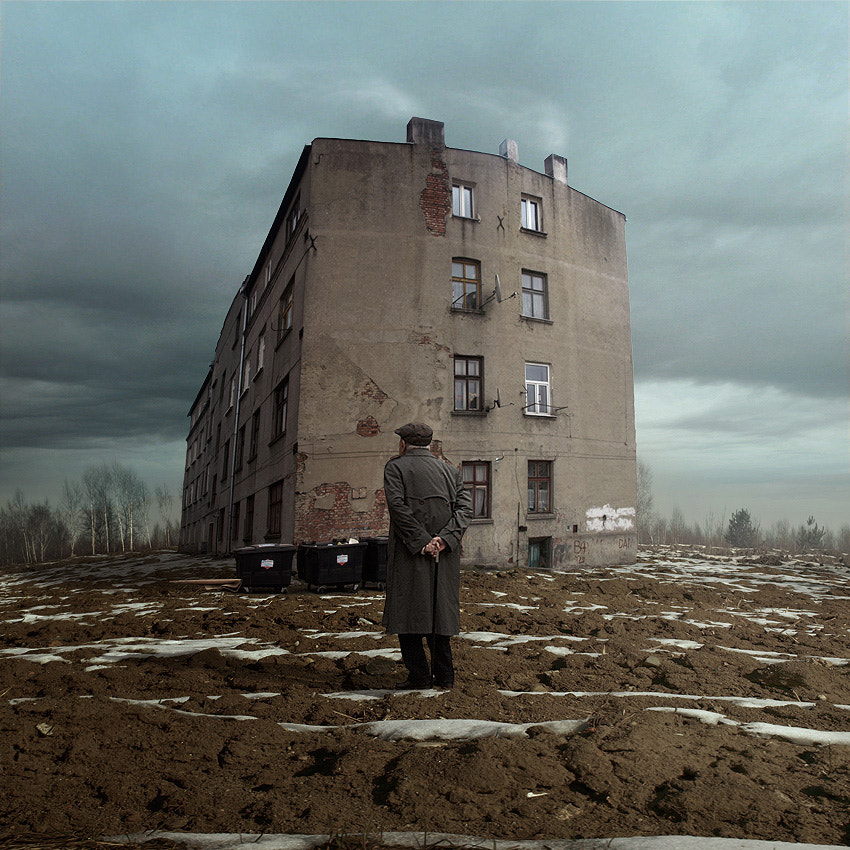 Photograph Looking past by Tomasz  on 500px