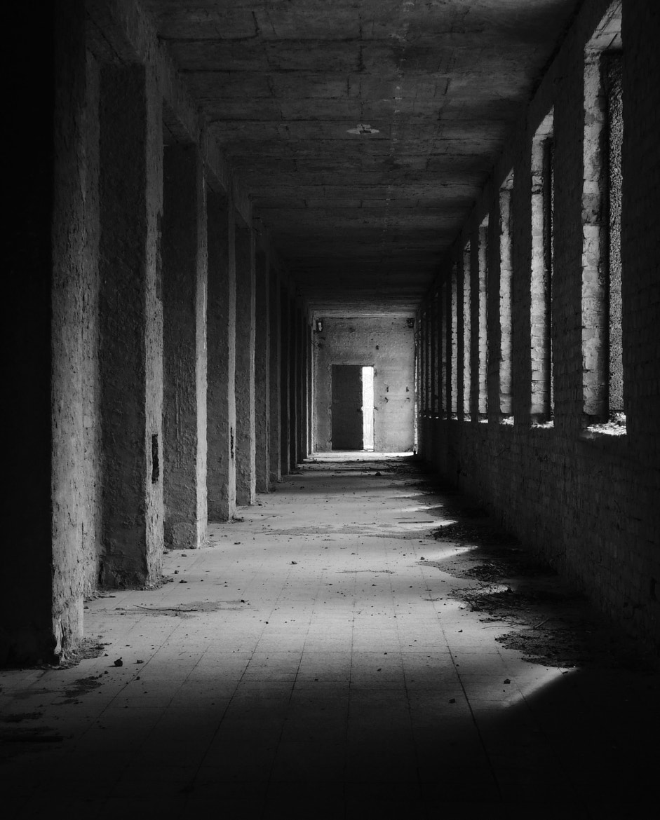 Photograph A way out by Peter Farkas on 500px