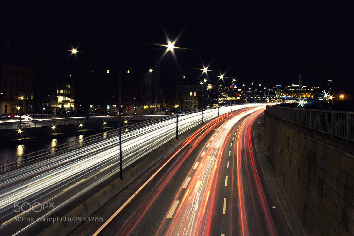 Photograph Highway by Robin Dahling on 500px