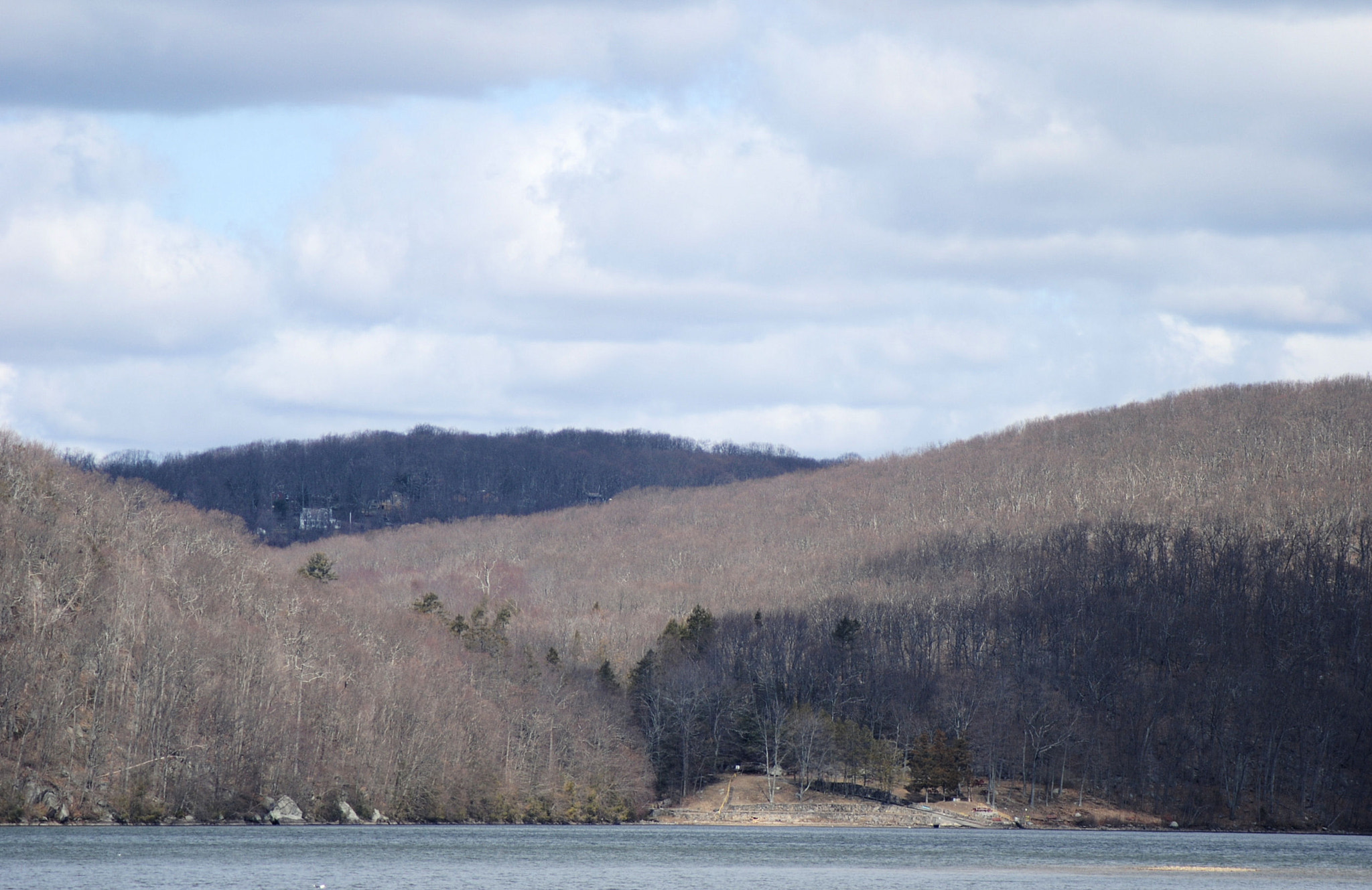 Photograph Candlewood lake, in early spring by Char Marie on 500px