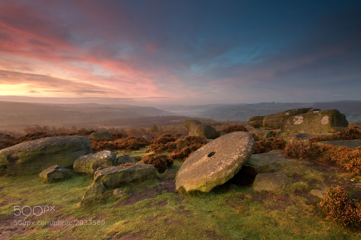 Photograph Morning Millstone by Paul Newcombe on 500px