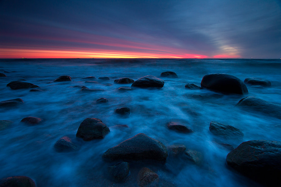 Photograph Baltic Sea by Tomasz Stawowy on 500px