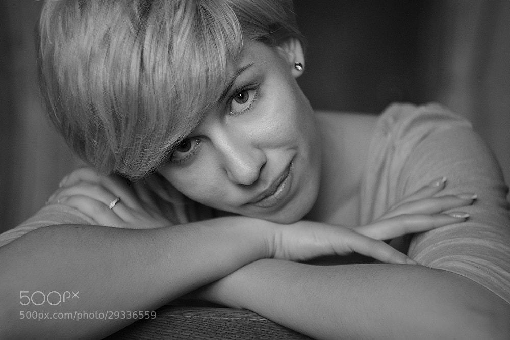 Photograph Katya by Artiom Sinitsyn on 500px