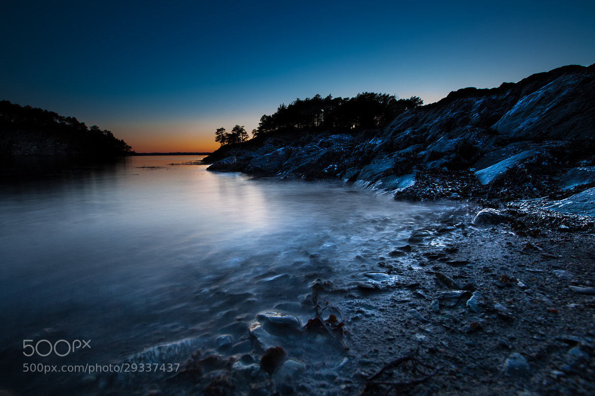Photograph Blue hour by Bjarte Haugland on 500px