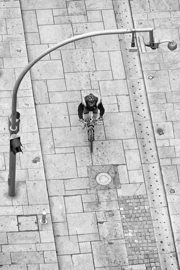 Photograph The cyclist by Helder Coelho on 500px
