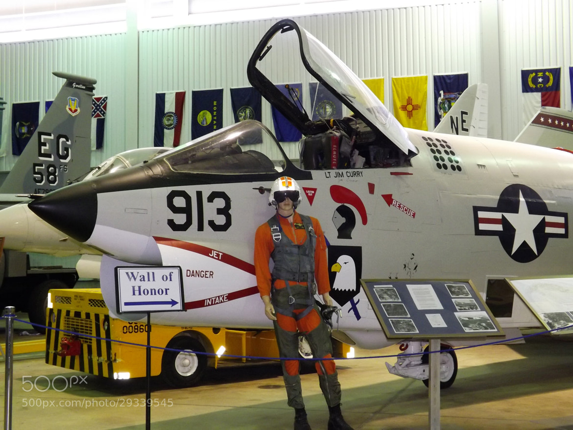 Photograph Historic Navy Fighter Jet by Ruth Spicer on 500px